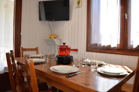 Holiday in mountain resort 2 room apartment cabin 6 people (A1) - Résidence le Sherpa - Le Grand Bornand