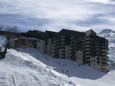 Location au ski Résidence le Ski Soleil - Les Menuires - Extérieur été