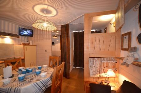 Vacances en montagne Studio coin montagne 4 personnes (2508) - Résidence le Ski Soleil - Les Menuires - Séjour