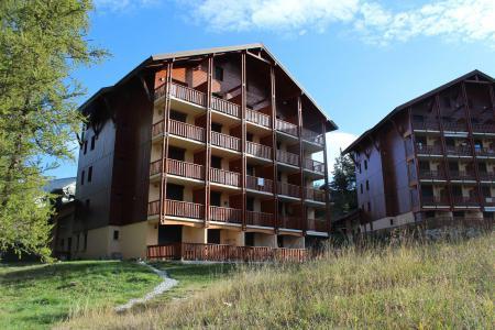 Summer accommodation Résidence le Soleil du Loup 1