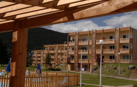 Vacances en montagne Résidence le Sornin - Autrans - Extérieur été