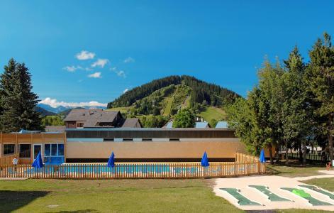 Location au ski Résidence le Sornin - Autrans - Extérieur été