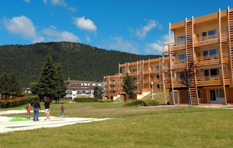 Summer accommodation Résidence le Sornin