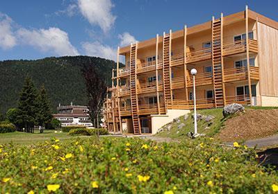 Location au ski Residence Le Sornin - Autrans - Extérieur été
