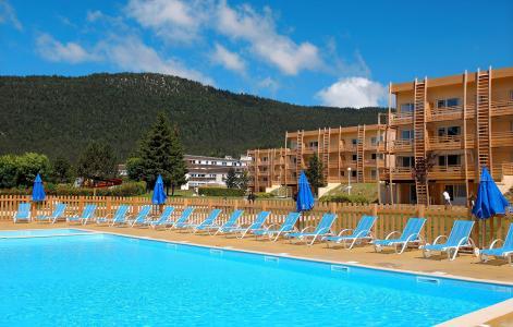 Vacances en montagne Résidence le Sornin - Autrans - Piscine
