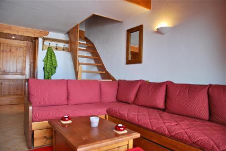 Holiday in mountain resort 4 room duplex apartment 8 people (B16) - Résidence le St Bernard - Les Arcs
