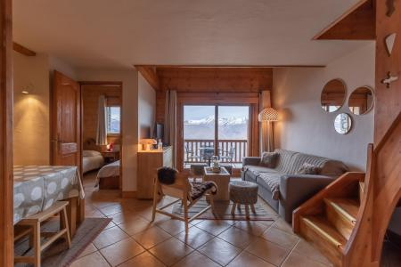 Holiday in mountain resort 4 room apartment 6 people (B17) - Résidence le St Bernard - Les Arcs