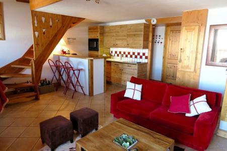 Vacances en montagne Appartement 4 pièces 8 personnes (B18) - Résidence le St Bernard - Les Arcs - Logement