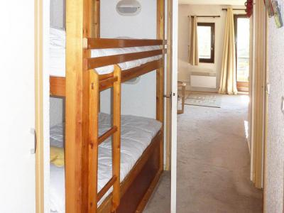 Holiday in mountain resort Studio 4 people (316) - Résidence le Sunny Snow - Les Orres - Plan
