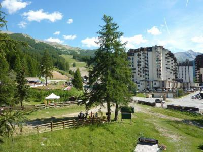 Holiday in mountain resort 2 room apartment sleeping corner 6 people (300) - Résidence le Sunny Snow - Les Orres