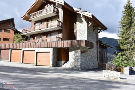 Vacances en montagne Appartement 4 pièces cabine 8 personnes (10) - Résidence le Surf - Méribel