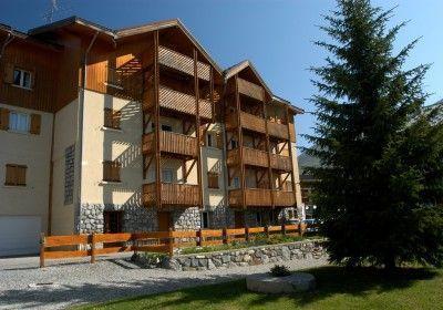 Location au ski Residence Le Surf Des Neiges - Les 2 Alpes - Extérieur été