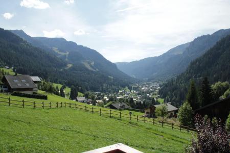 Location au ski Studio 4 personnes - Résidence le Sylvia - Châtel - Extérieur été