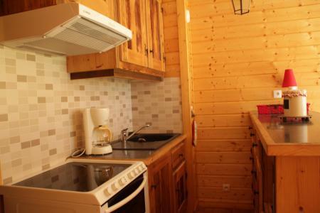 Vacances en montagne Studio 4 personnes - Résidence le Sylvia - Châtel - Kitchenette