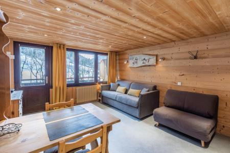 Holiday in mountain resort Studio 3 people (1521) - Résidence le Tardevant - Le Grand Bornand