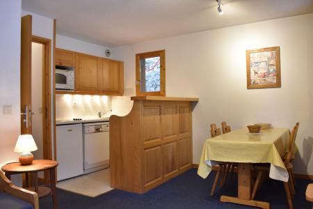 Vacances en montagne Appartement 2 pièces 4 personnes (3) - Résidence le Télémark - Méribel - Logement