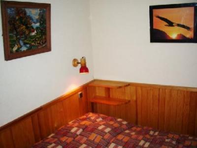 Vacances en montagne Appartement 2 pièces mezzanine 5 personnes (17A) - Résidence le Terroit - Châtel - Logement