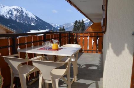 Vacances en montagne Studio 4 personnes - Résidence le Terroit - Châtel - Logement