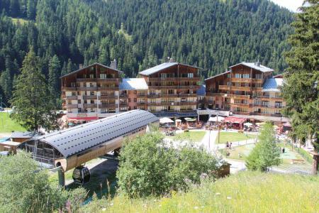 Alojamiento verano Résidence le Thabor E