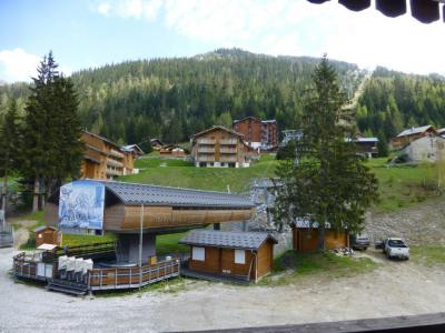 Location au ski Studio coin montagne 4 personnes (187) - Residence Le Thabor E - Valfréjus - Extérieur été