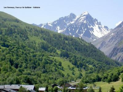 Location au ski Residence Le Thymel - Valloire - Extérieur été
