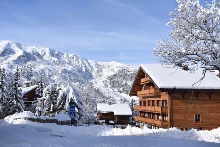 Vacances en montagne Appartement 2 pièces 5-7 personnes (27) - Résidence le Toubkal - Méribel