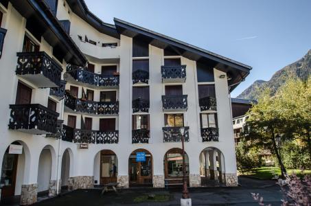 Vacances en montagne Résidence le Triolet - Chamonix