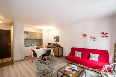 Vacances en montagne Appartement 2 pièces cabine 2-4 personnes - Résidence le Triolet - Chamonix - Chambre