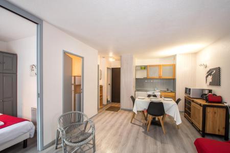 Vacances en montagne Appartement 2 pièces cabine 2-4 personnes - Résidence le Triolet - Chamonix - Coin nuit