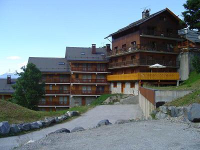 Location au ski Résidence le Troillet - Méribel - Extérieur été