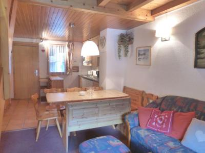 Vacances en montagne Appartement duplex 4 pièces 6 personnes (15) - Résidence le Troillet - Méribel - Logement