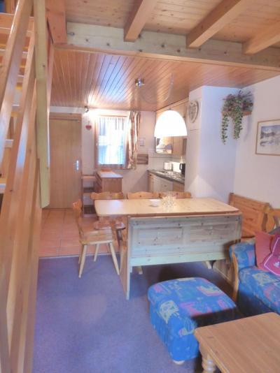 Vacances en montagne Appartement duplex 4 pièces 6 personnes (15) - Résidence le Troillet - Méribel - Cuisine