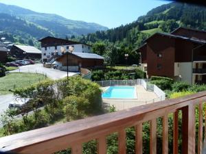 Location au ski Appartement 2 pièces coin montagne 4 personnes - Residence Le Val Blanc - Arêches - Extérieur été