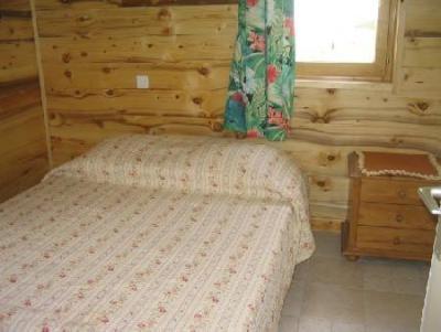 Vacances en montagne Appartement 2 pièces 5 personnes (A4) - Résidence le Val Pierre - Châtel - Lit double