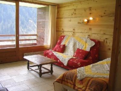 Vacances en montagne Appartement 2 pièces 5 personnes (A4) - Résidence le Val Pierre - Châtel - Séjour
