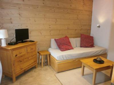 Vacances en montagne Studio 2 personnes (1 BIS) - Résidence le Vallon - Méribel