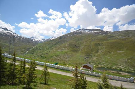 Location au ski Appartement 4 pièces 8 personnes (915) - Résidence le Valmont - Les Menuires - Extérieur été