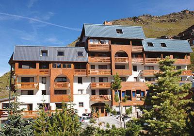 Location au ski Residence Le Valset - Val Thorens - Extérieur été