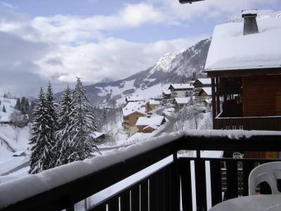 Holiday in mountain resort 1 room mezzanine apartment 5 people (301) - Résidence le Venay - Le Grand Bornand
