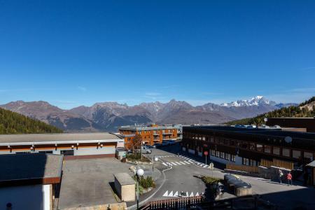 Location au ski Studio 4 personnes (111) - Résidence le Vercors - La Plagne - Extérieur été