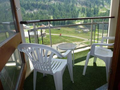 Holiday in mountain resort Studio 4 people (H11C) - Résidence le Vermeil - Isola 2000