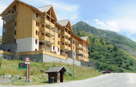 Location au ski Residence Le Vermont - Valmeinier - Extérieur été