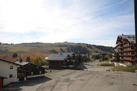 Rent in ski resort 2 room apartment 4 people (312) - Résidence le Village 3 - Les Saisies - Summer outside