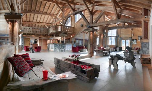 Vacances en montagne Résidence le Village de Lessy - Le Grand Bornand - Réception
