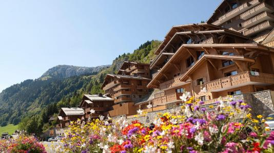 Rental Le Grand Bornand : Résidence le Village de Lessy summer