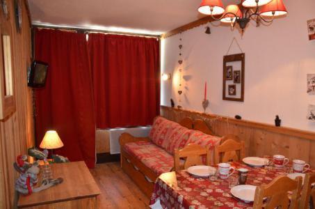 Vacances en montagne Studio cabine 4 personnes (704) - Résidence le Villaret - Les Menuires