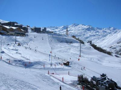Vacances en montagne Studio cabine 4 personnes (712) - Résidence le Villaret - Les Menuires
