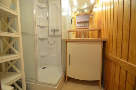Vacances en montagne Studio 2 cabines 4 personnes (205) - Résidence le Villaret - Les Menuires
