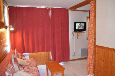 Vacances en montagne Studio cabine 4 personnes (106) - Résidence le Villaret - Les Menuires - Logement