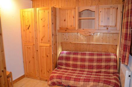 Vacances en montagne Studio cabine 4 personnes (322) - Résidence le Villaret - Les Menuires - Logement